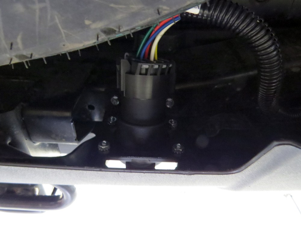 curt t connector vehicle wiring harness for factory tow. Black Bedroom Furniture Sets. Home Design Ideas