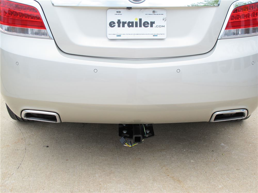 2012 Buick Lacrosse Custom Fit Vehicle Wiring
