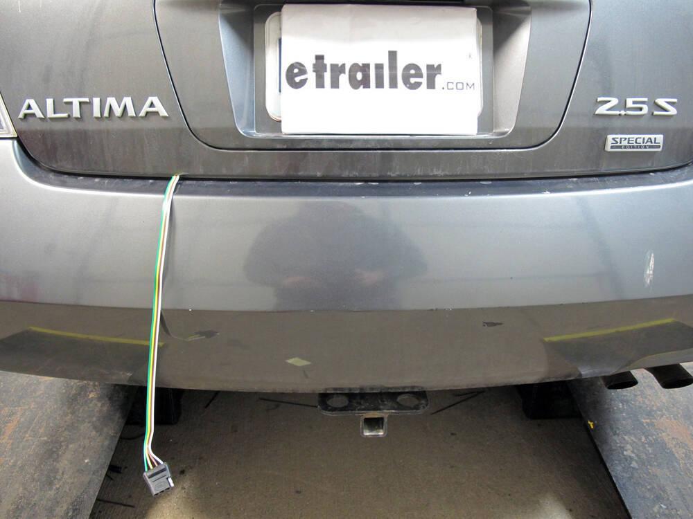 Nissan Altima Trailer Wiring Harness : Nissan altima wiring curt