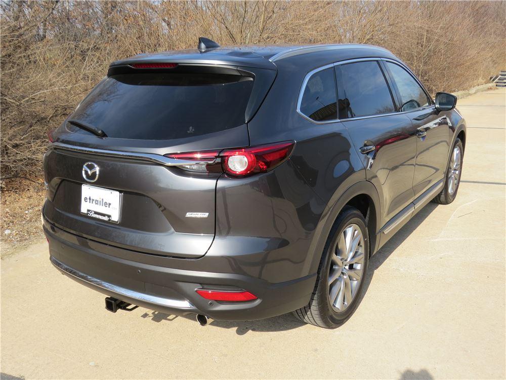 Mazda 3 Trailer Wiring Diagram : Trailer wiring harness for mazda cx millenia