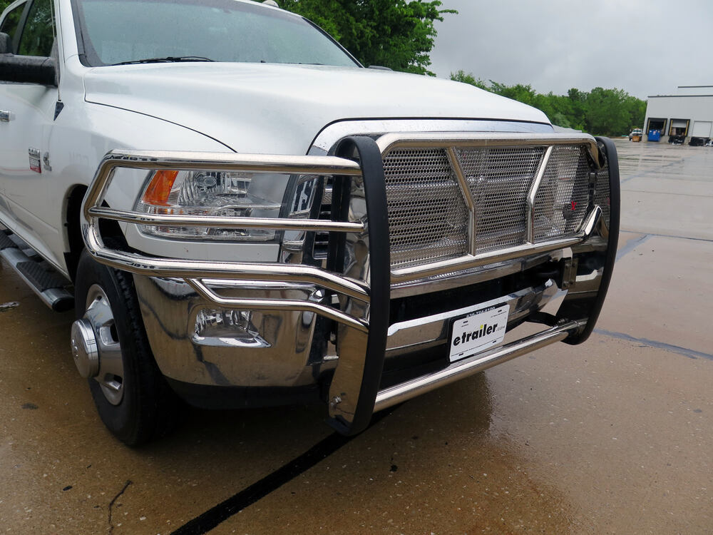 Westin Hdx Grille Guard >> 2010 Dodge Ram Pickup Grille Guards - Westin