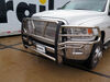 57-3550 - Silver Westin Full Coverage Grille Guard on 2012 Ram 3500