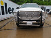 Westin HDX Grille Guard with Punch Plate - Polished Stainless Steel 2 Inch Tubing 57-3550 on 2012 Ram 3500