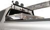 Westin HDX Headache Rack - Black Powder Coated Steel Without Lights 57-8005