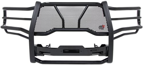 2015 ram 1500 westin hdx winch mount grille guard with