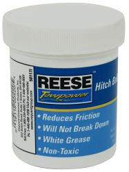 White Grease Hitch Ball Lube