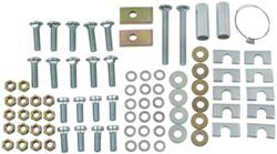 Replacement Hardware Kit for Draw-Tite and Reese Fifth Wheel Rails