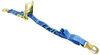 erickson car tie down straps 6 - 10 feet long 1-1/8 2 inch wide 58503