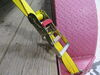 0  ratchet straps erickson double-j hooks 21 - 30 feet long in use