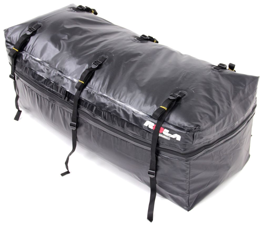 Rola Expandable Cargo Bag Water Resistant 9 1 2 To 11 Cu Ft Hitch Carrier 59102