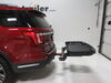 Rola Enclosed Carrier - 59109 on 2018 Ford Explorer