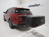 Rola 27 Inch Wide Hitch Cargo Carrier - 59109 on 2018 Ford Explorer