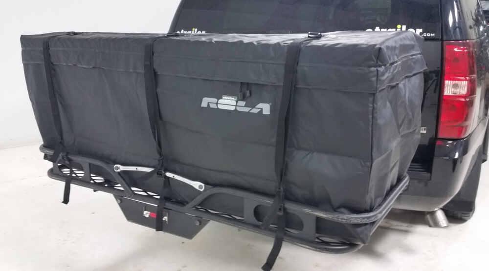 Rola Black Hitch Cargo Carrier Bag 59119