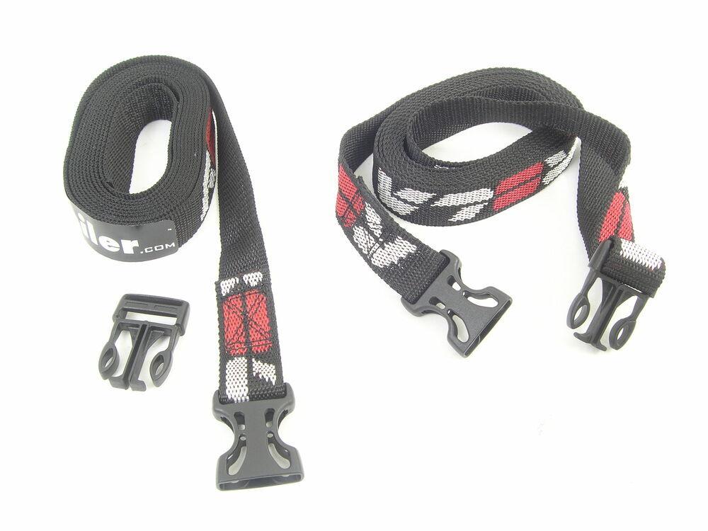 Rola cinch straps w quick release buckles quot