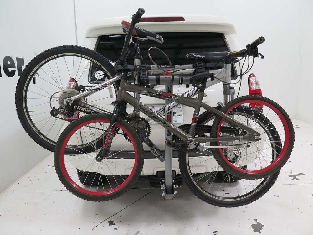 HONDA ACCORD SALOON 03-08 2 Bike Bicycle Carrier Car Boot Rack Holder