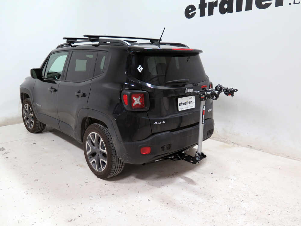 """Bike Rack For Jeep Renegade >> 2015 Jeep Renegade Rola TX-102 2-Bike Rack for 1-1/4"""" and 2"""" Hitches - Tilting"""