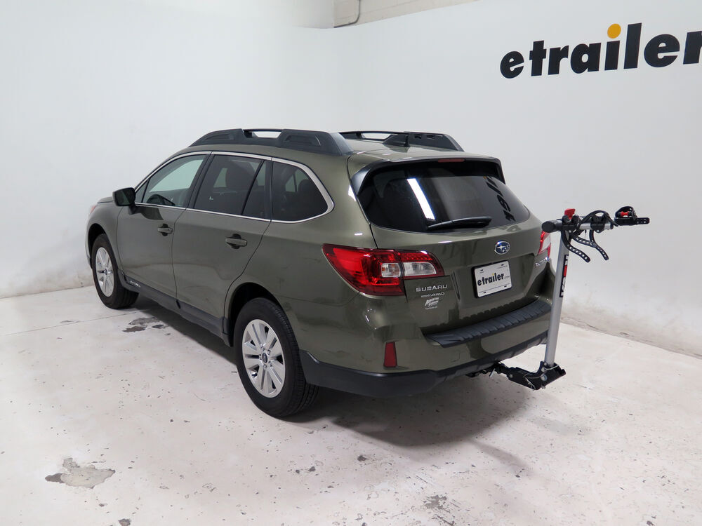2005 subaru outback wagon rola tx 102 2 bike rack for 1 1 4 and 2 hitches tilting. Black Bedroom Furniture Sets. Home Design Ideas