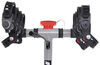 "Rola TX-104 4-Bike Rack for 2"" Hitches - Tilting Frame Mount 59401"