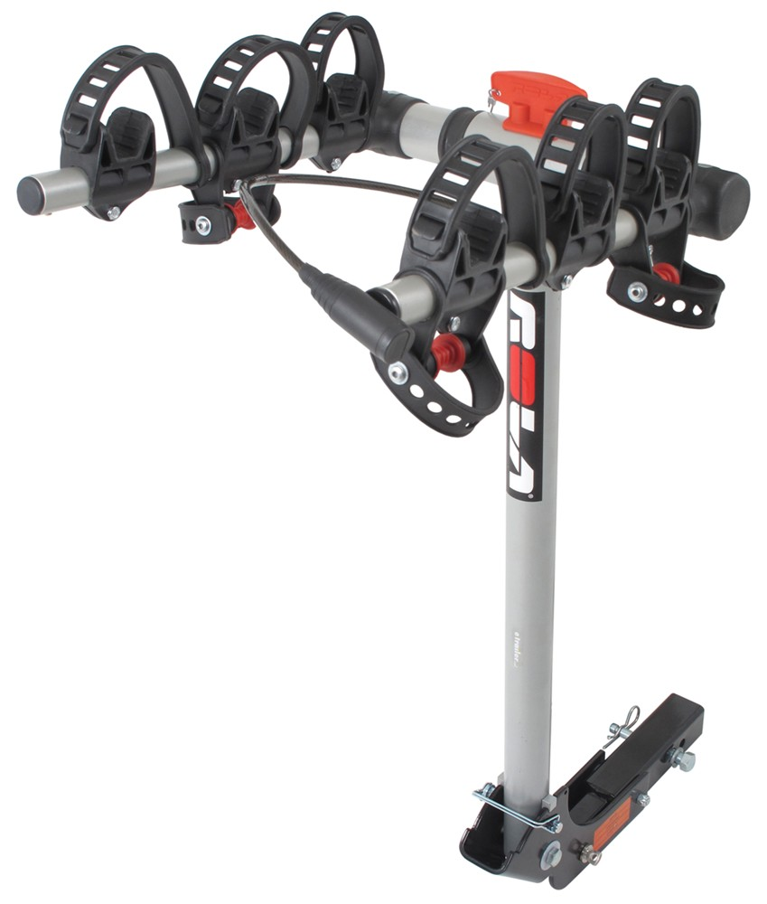 "Rola TX-103 3-Bike Rack For 1-1/4"" And 2"" Hitches"