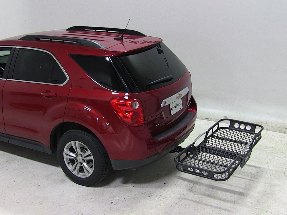 2013 chevrolet equinox 22x59 rola cargo carrier for 2 hitches steel 600 lbs. Black Bedroom Furniture Sets. Home Design Ideas