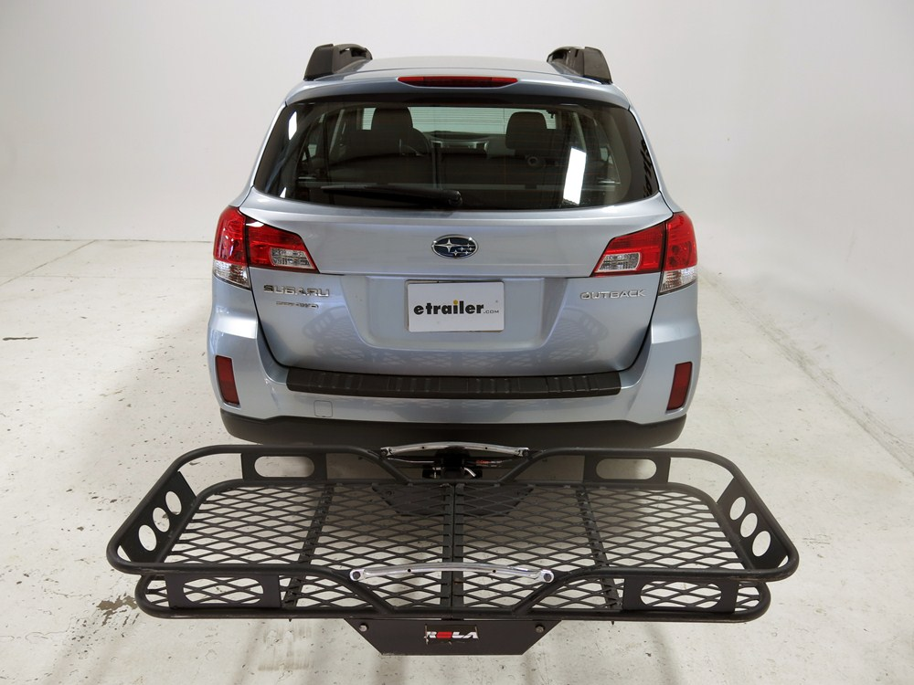"""Lincoln MKT 22x59 Rola Cargo Carrier for 2"""" Hitches - Steel - 600 lbs"""