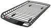 rola roof basket square bars round factory aero elliptical 59504-ext