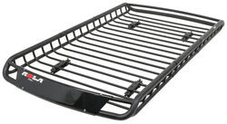 "Rola Roof Cargo Basket - Steel - 73-1/4"" Long x 40-1/2"" Wide x 5"" Deep - 180 lbs"