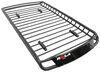 rola roof basket cargo - steel 73-1/4 inch long x 40-1/2 wide 5 deep 180 lbs