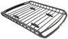 "Rola Roof Cargo Basket - Steel - 54-1/2"" Long x 40-1/2"" Wide x 5"" Deep - 130 lbs Medium Capacity 59504"