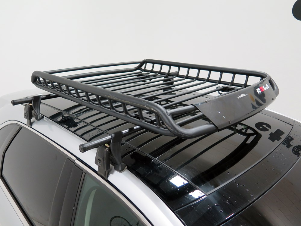 Ford Edge Rola Roof Mounted Cargo Basket Steel 52