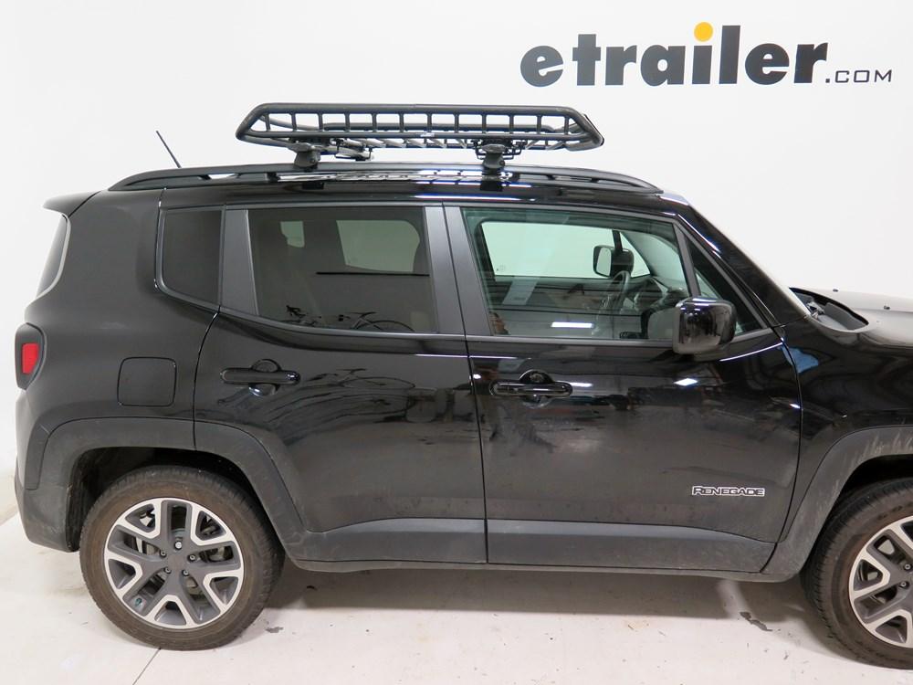 2015 Jeep Renegade Rola Roof Mounted Cargo Basket Steel