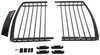 "Rola Roof Cargo Basket - Steel - 54-1/2"" Long x 40-1/2"" Wide x 5"" Deep - 130 lbs Medium Length 59504"