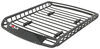 "Rola Roof Cargo Basket - Steel - 54-1/2"" Long x 40-1/2"" Wide x 5"" Deep - 130 lbs"
