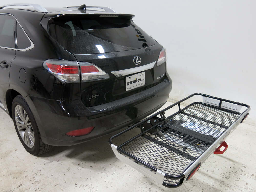 lexus rx 350 23x56 rola dart cargo carrier for 2 hitches. Black Bedroom Furniture Sets. Home Design Ideas