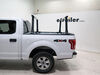 Rola Haul-Your-Might Truck Bed Ladder Rack - Aluminum - 400 lbs Fixed Height 59742 on 2015 Ford F-150