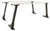 Rola Haul-Your-Might Truck Bed Ladder Rack - Aluminum - 400 lbs Fixed Rack 59742