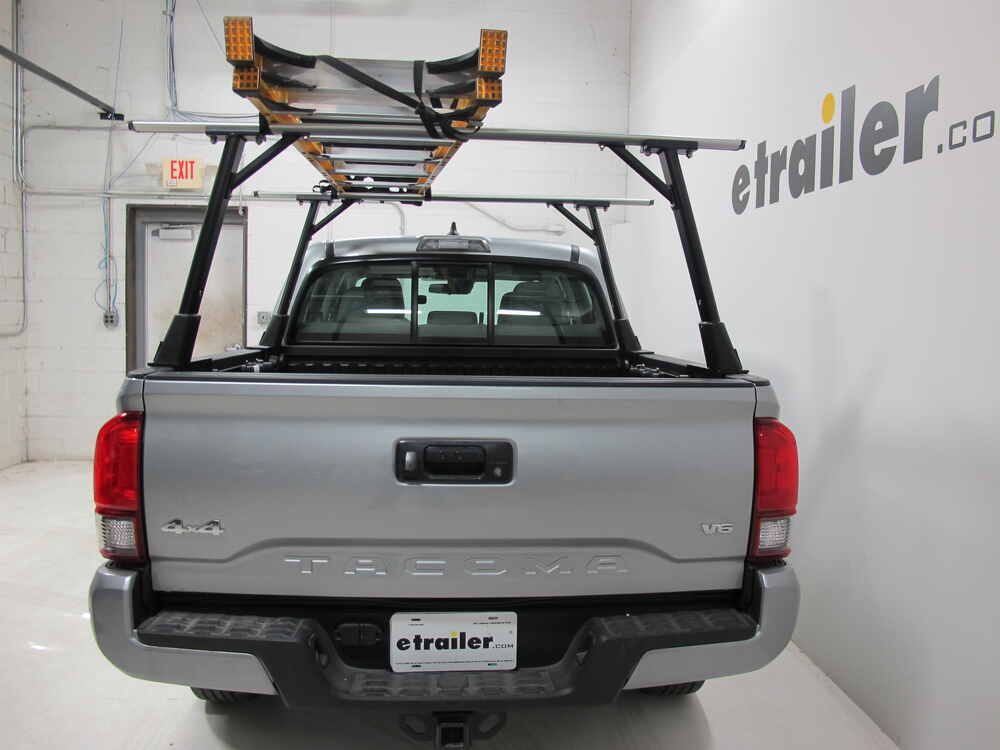 Rola Haul-Your-Might T3 Truck Bed Ladder Rack - Aluminum