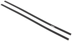 "Replacement Rubber Buffer Strips for Rola Roof Rack Crossbars - 40"" - Qty 2"