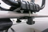 Rola J-Rac Kayak Carrier with Tie-Downs - J-Style - Fixed Arms - Clamp On Side Loading 59912