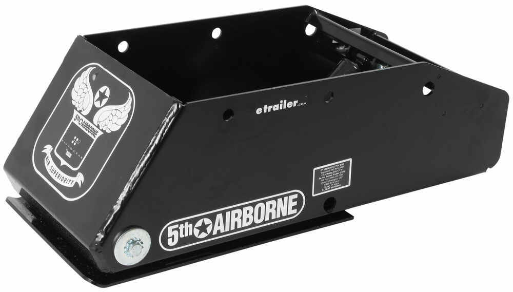 King Pin Coupler Style : Th airborne premium fifth wheel air ride coupler tube