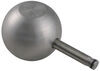 "Convert-A-Ball Interchangeable Hitch Ball - 2-5/16"" Diameter - Stainless Steel"