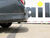 2009 toyota corolla trailer hitch hidden custom fit class i in use