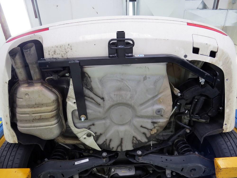 2010 Volkswagen Jetta SportWagen Trailer Hitch - Hidden Hitch