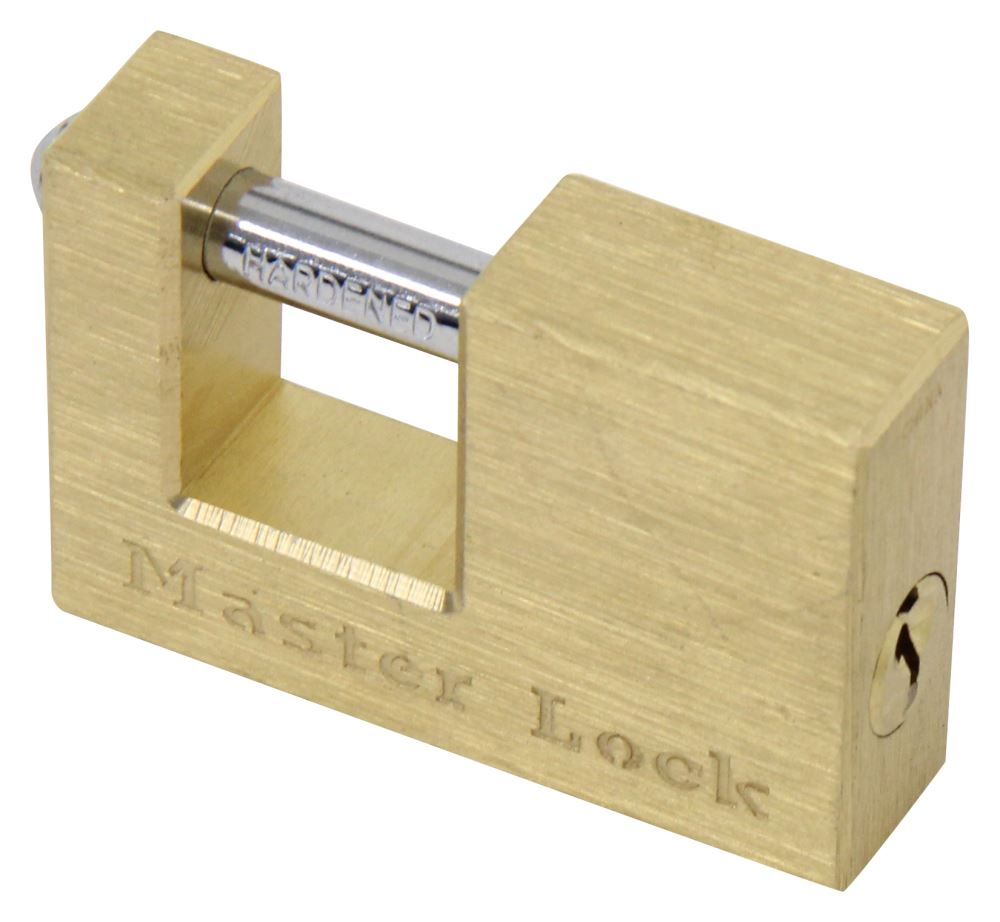 Master Lock Trailer Coupler Locks - 605DAT