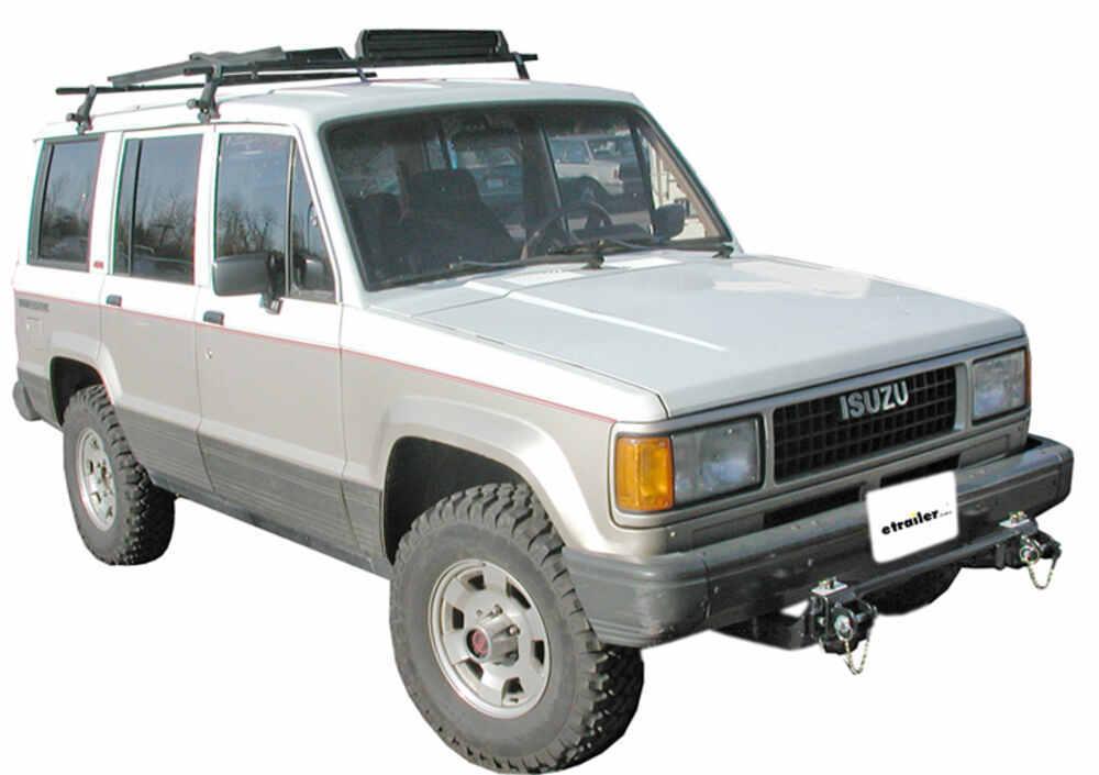 1990 Isuzu Trooper Base Plates