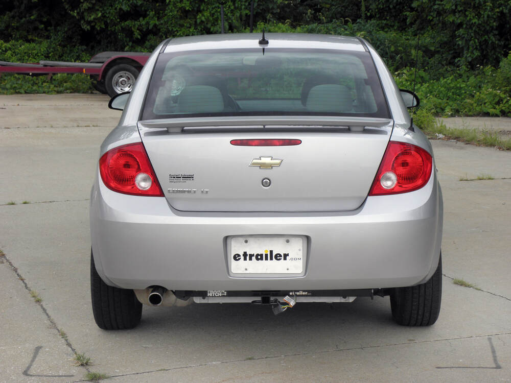 2008 Chevrolet Cobalt Trailer Hitch Hidden Hitch