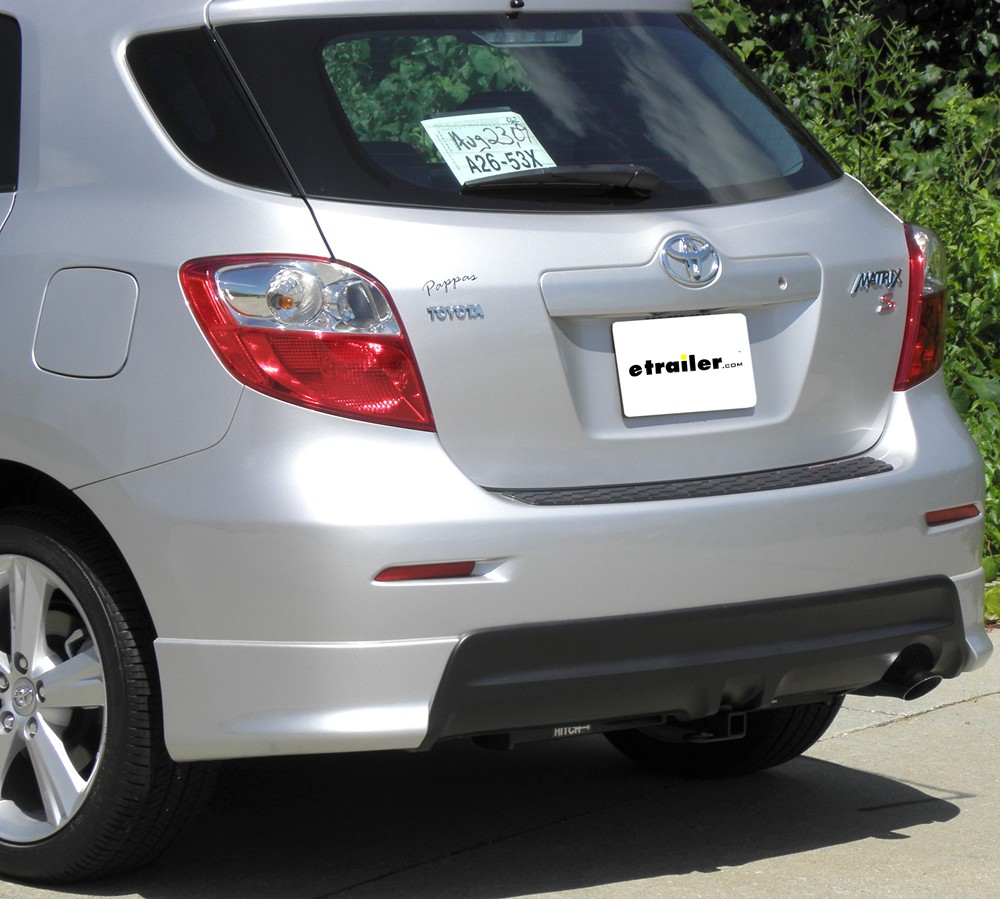 2006 pontiac vibe trailer hitch hidden hitch. Black Bedroom Furniture Sets. Home Design Ideas
