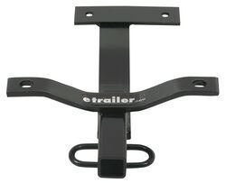 Hidden Hitch Trailer Hitch Receiver with Drawbar - Custom Fit - Class I - 1-1/4""