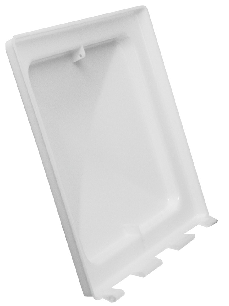 Vent Cover For Jensen Trailer Roof Vents White Ventmate