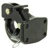 Pintle Hitch 63013 - Plate Mount,Bumper Mount - Tow Ready